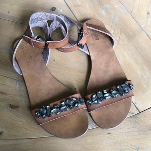Mossimo Jeweled Sandals